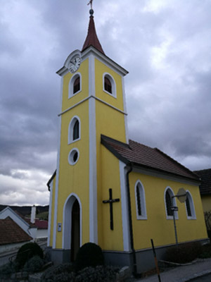Kapelle in Wilfersdorf